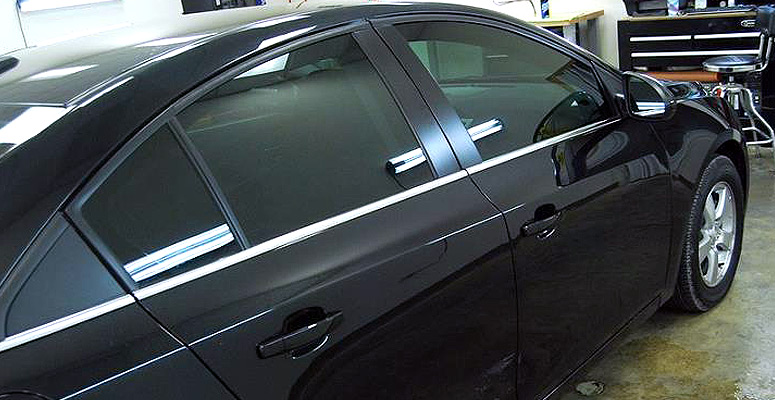 Auto Glass Tinting