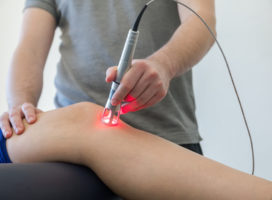 How Chiropractors Use Lasers to Treat Patients