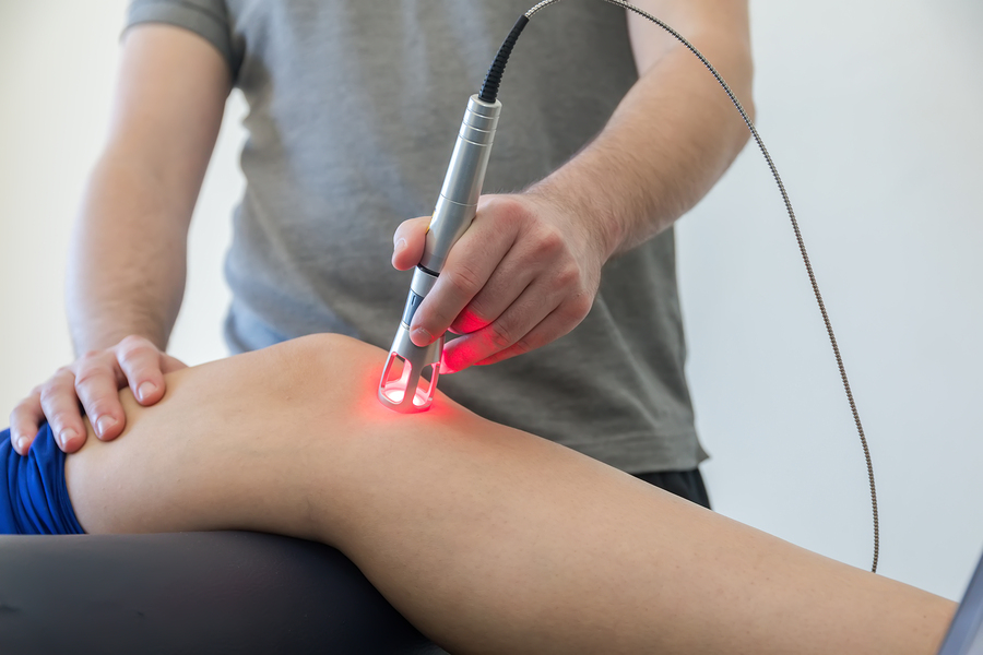 Laser Chiropractic Therapy