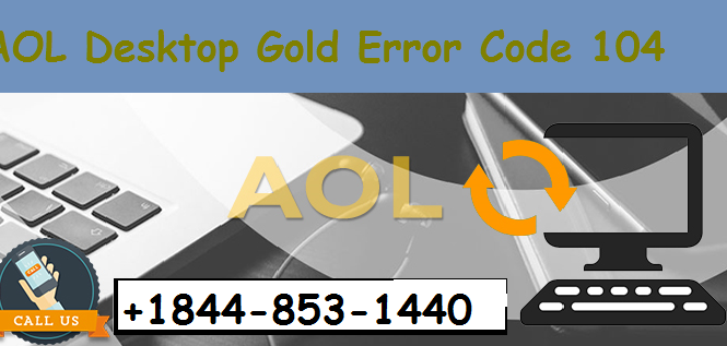Signs and Symptoms for AOL Desktop Gold Software Error Code 104
